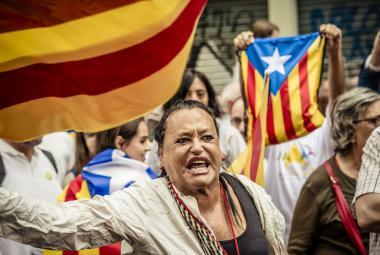 Národní den Katalánska, podpora myšlenky nezávislosti