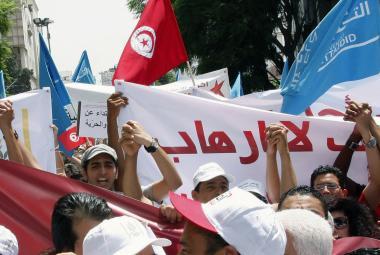 Arabské jaro v Tunisku