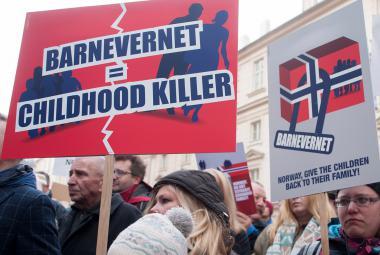 Norská vláda je připravena ratifikovat Úmluvu o ochraně dětí