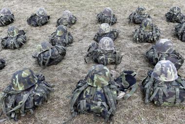 Bečvář: Armáda roste. Na podzim začne výcvik civilistů i zkouška mobilizace