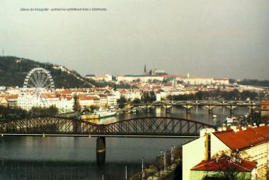 Praha 5 navzdory kritice podepíše smlouvu na stavbu ruského kola u Vltavy