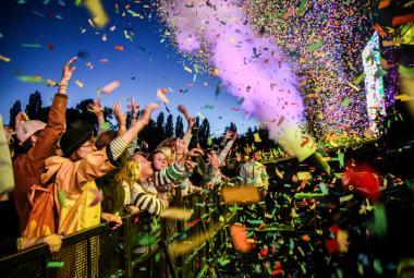 Ostrava je zase barevná. Scéna ČT na Colours vysílá on-line