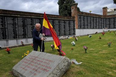 Krvavý konflikt nedává některým Španělům ani po 80 letech spát