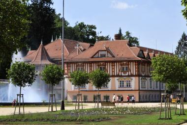 Luhačovice (Ilustrační foto)