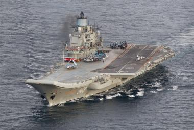 Letadlová loď Admirál Kuzněcov