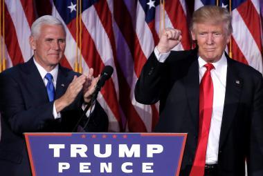 Dva nejbližší spojenci v čele USA