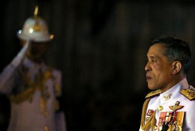 Nový thajský král Ráma 10.