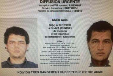 Hledaný Anis Amri