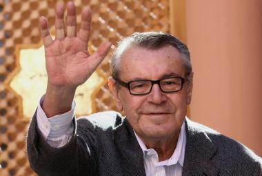 Zemřel Miloš Forman, režisér filmů Hoří, má panenko a Amadeus