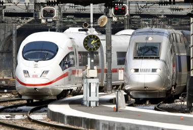 Vysokorychlostní vlaky