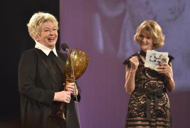 Thálii za celoživotní činoherní mistrovství převzala Alena Vránová