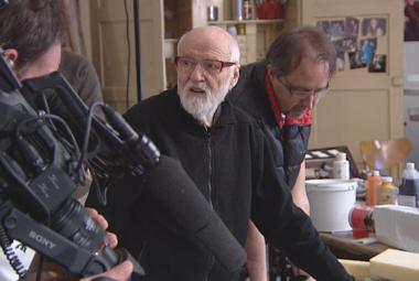Švankmajer pozoruje život Hmyzu ve svém posledním celovečerním filmu