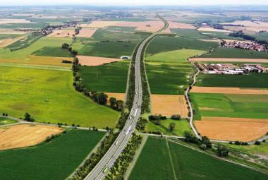 Vizualizace dálnice D35
