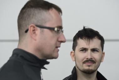 Ivan Buchta a Martin Pezlar