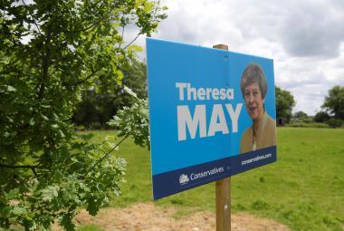 Kampaň britských konzervativců
