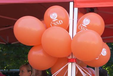 Volební kampaň ČSSD