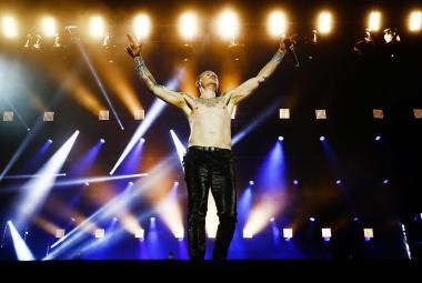 Zemřel Chester Bennington, hlavní zpěvák kapely Linkin Park