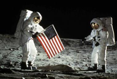 Přistání na Měsíci změnilo mediální svět. Sovětský svaz a Čína předstíraly, že se nic nestalo