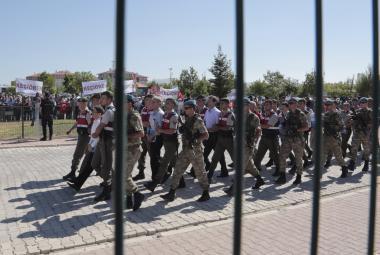 Proces v Turecku s údajnými strůjci puče