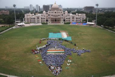 Indické oslavy výročí nezávislosti