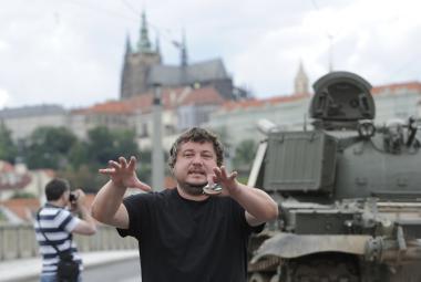 Robert Sedláček točí film o Palachovi