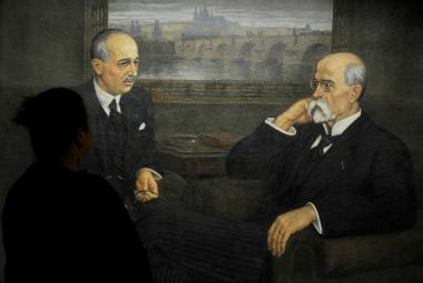 Fenomén Masaryk. Národní muzeum vystavuje památné orlí pero i Rukopisy