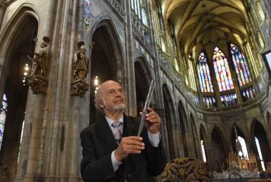 Musí vyjádřit duši katedrály, říká výrobce varhan pro Svatého Víta