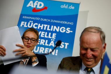 Strana, se kterou nikdo nechce vládnout. AfD štikou německých voleb