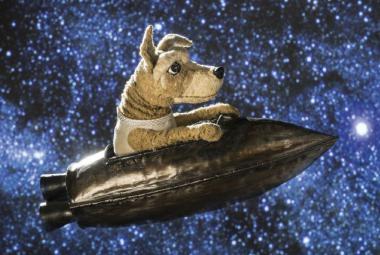 Lajka letí do vesmíru, s mezipřistáním v českých kinech