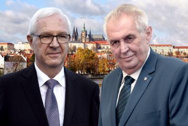 Poslední průzkum před volbami mírně favorizuje Drahoše, desetina voličů stále váhá