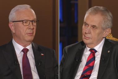 Politologové: Důstojná debata ukázala prezidentský potenciál kandidátů