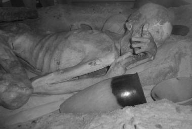 Čtyři S a klacky. Vědci objevili nejstarší tetování na 5000 let starých egyptských mumiích