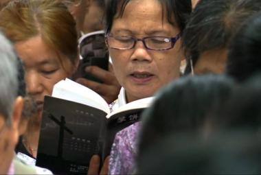 Křesťané v Číně