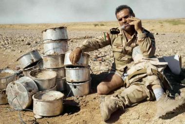 Aktualizace systému narazila na Hledače min. Jeden svět ocenil hrdinu z Iráku