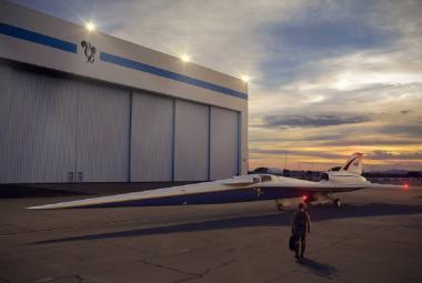 Na oblohu se vrátí nadzvuková letadla. NASA zadala vývoj letounu s tichým sonickým třeskem