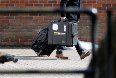 Experti zkoumali v Salisbury útok nervově paralytickou látkou