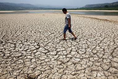 Narůstající epizody sucha jsou v Číně jedním z hlavních dopadů klimatické změny
