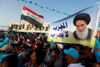 Irácké volby