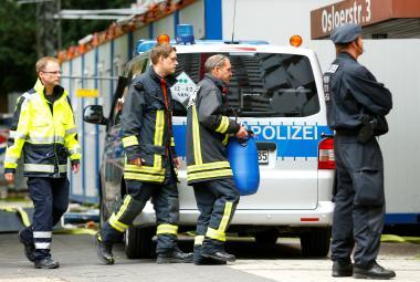Německá policie prohledává Tunisanův byt v Kolíně nad Rýnem