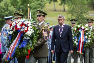 Vzpomínka na vyhlazení Ležáků. Nacisté v nich rozpoutali mstu za atentát na Heydricha