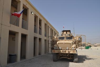 Vojenská základna Bagrám