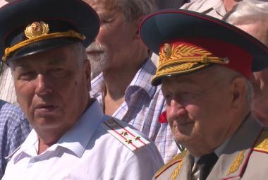 Bývalí sovětští vojáci