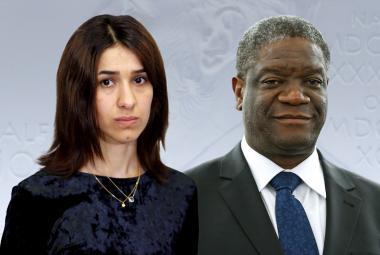Nobelovu cenu za mír získali Denis Mukwege a Nadja Muradová za snahu ukončit sexuální násilí ve válce