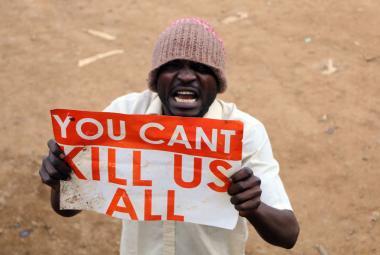 Autor dokumentu z afrického slumu: Kibera nás může děsit, ale lidé jsou nám tam podobní