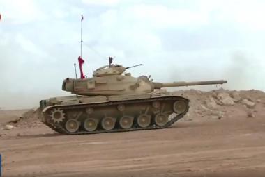 Vojenské cvičení Arabský štít