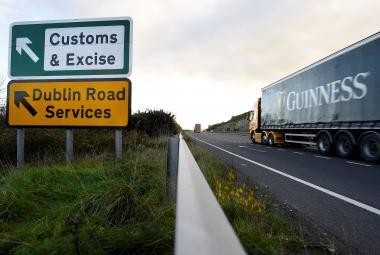 Vznikne mezi Irsky znovu pevná hranice?