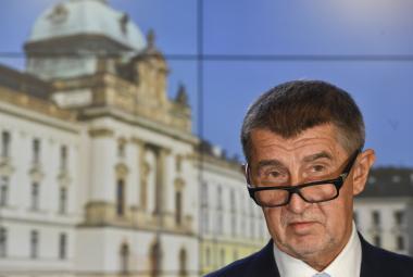Premiér a šéf hnutí ANO Andrej Babiš