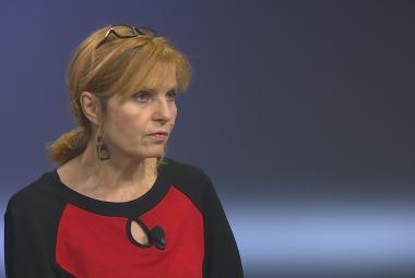 Novinářka Petra Procházková