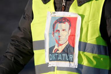 Protest takzvaných žlutých vest