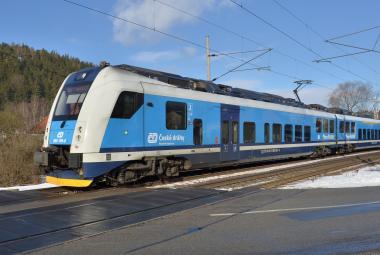Vlaková souprava Inter Panter